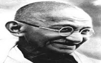 Mahatma Gandhi�s Birth Anniversary - 02 October 2013