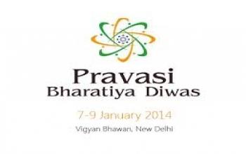 Pravasi Bhartiya Divas (PBD) 2014