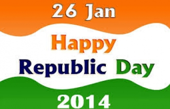 Republic Day 2014 Celebration