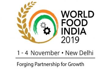 World Food India 2019  14 November 2019, New Delhi