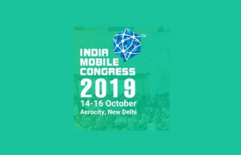 3rd India Mobile Congress 2019 scheduled from 14th-16th October at Aerocity, New Delhi.