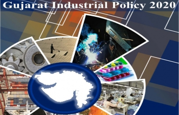 New Industrial Policy of Gujarat - From 7th August 2020 to 7th August 2025
