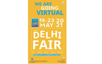 51st edition of IHGF Delhi Fair to be held from 19-23 May
