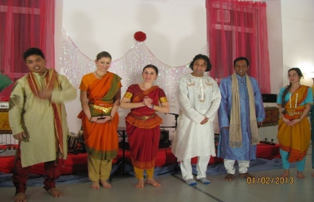 An evening of Ghazals and Bharatnatyam
